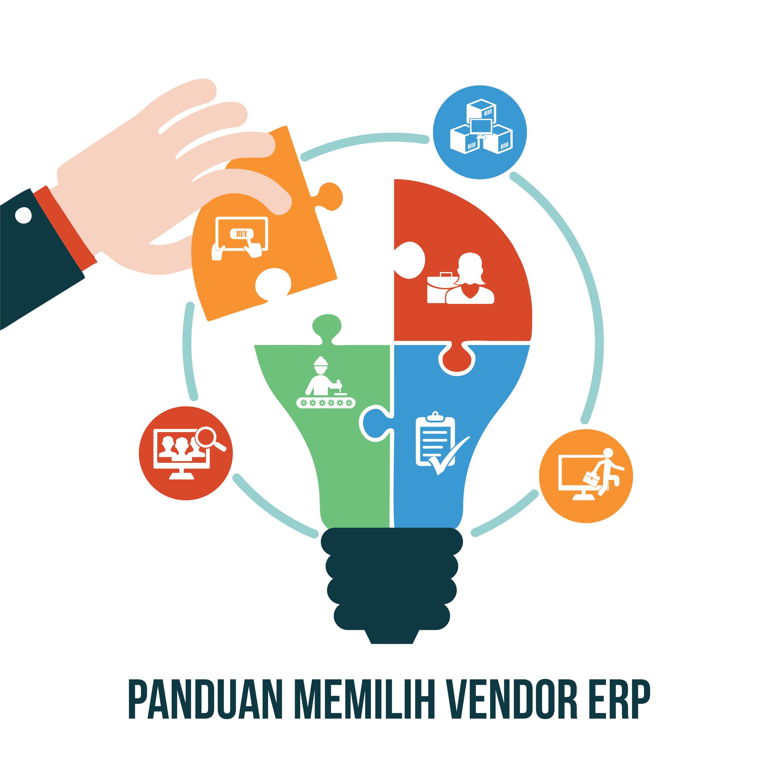 Tips Memilih Vendor Software ERP